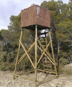 torretas de caza