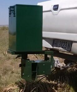 Esparcidores de grano
