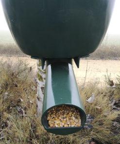 dispensador de grano para colgar