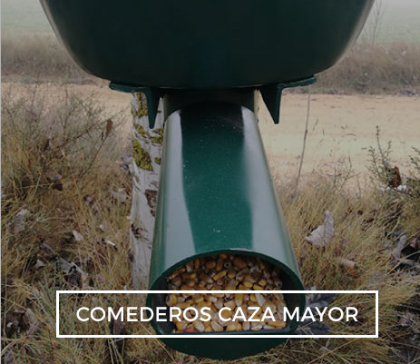 Comederos de caza mayor